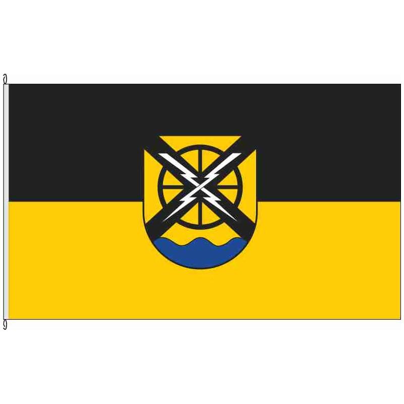 Fahne Flagge SB-Quierschied