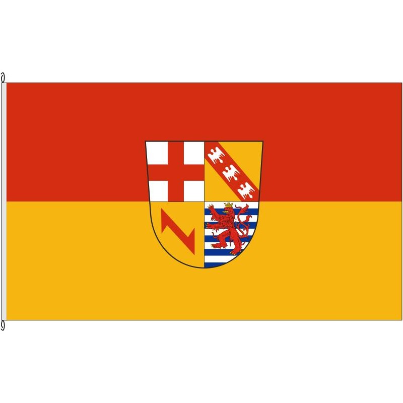 Fahne Flagge MZG-Landkreis Merzig-Wadern