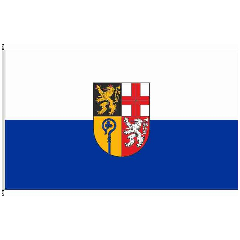 Fahne Flagge HOM-Landkreis Saarpfalz-Kreis