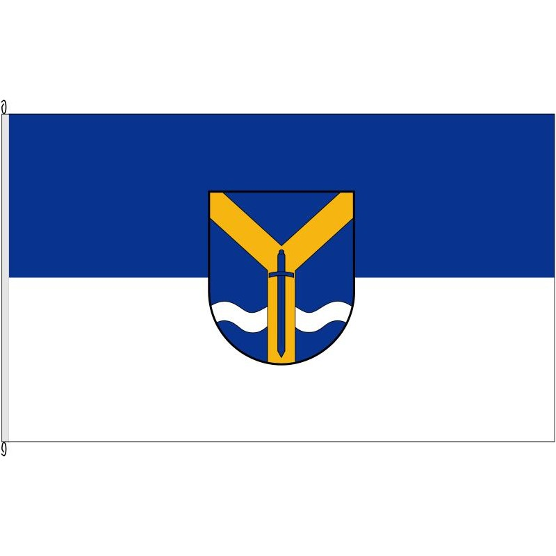 Fahne Flagge HOM-Kirkel-Ort