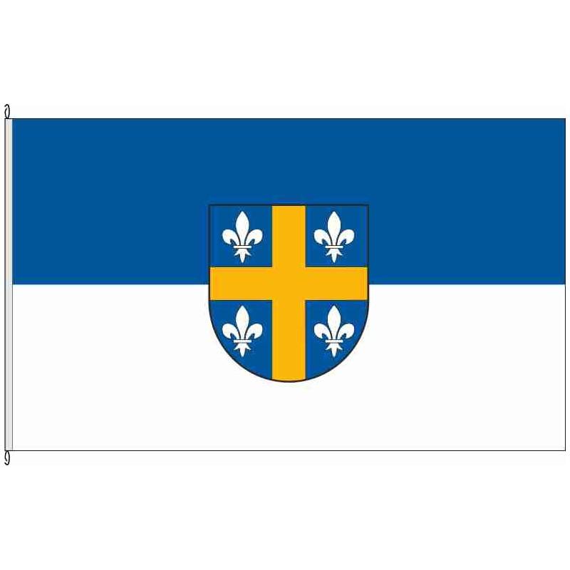 Fahne Flagge WND-St. Wendel