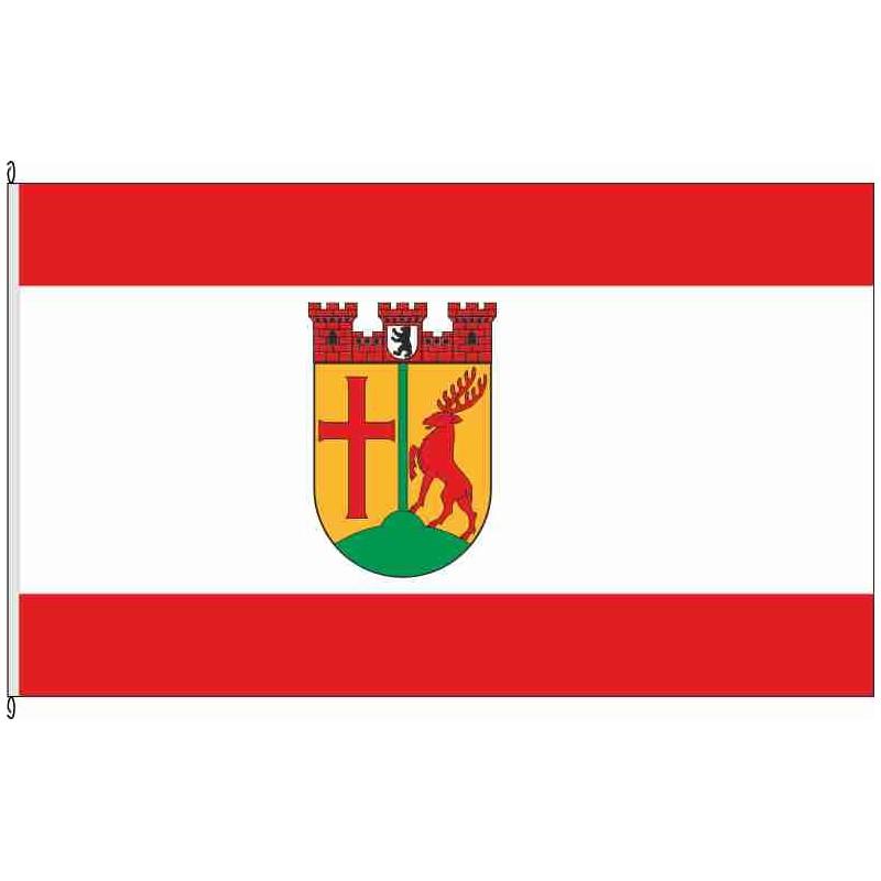 Fahne Flagge B-Tempelhof-Schöneberg