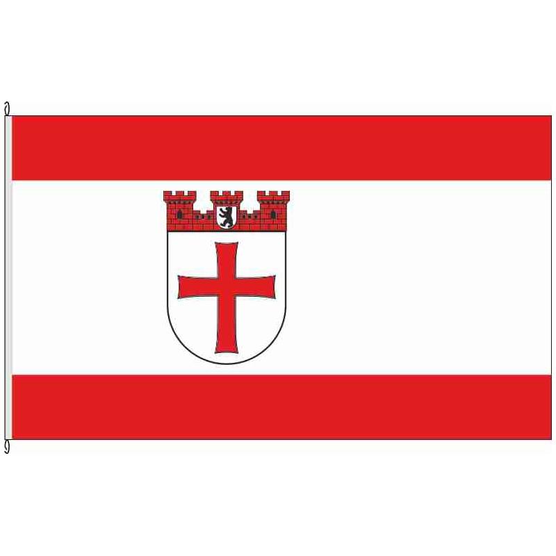 Fahne Flagge B-Tempelhof historisch