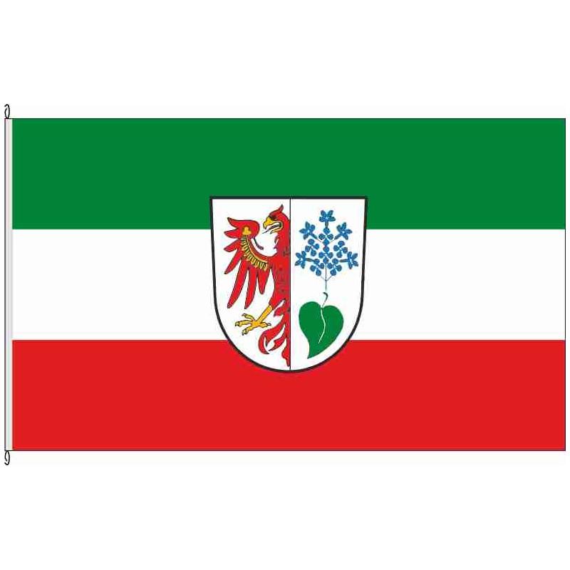 Fahne Flagge HVL-Amt Friesack