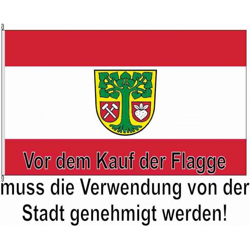 Fahne Flagge MOL-Rüdersdorf bei Berlin