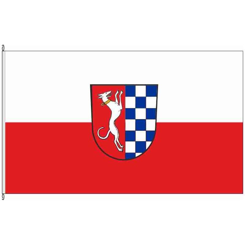 Fahne Flagge OSL-Vetschau/Spreewald