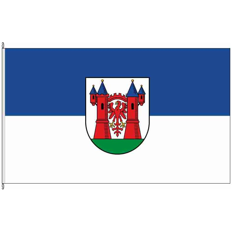 Fahne Flagge PR-Lenzen (Elbe)