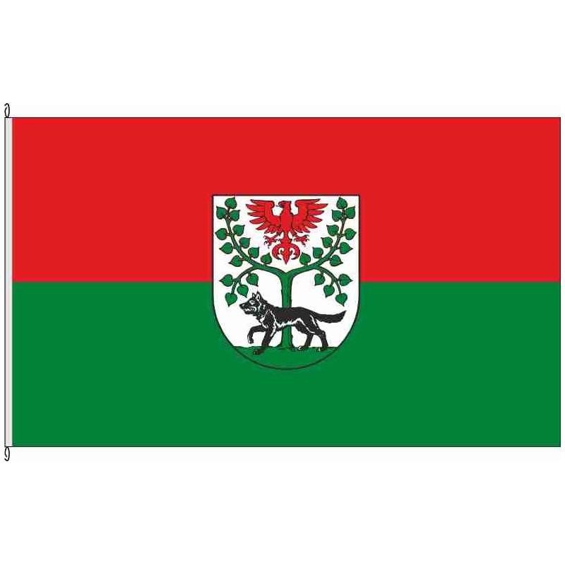 Fahne Flagge PR-Pritzwalk