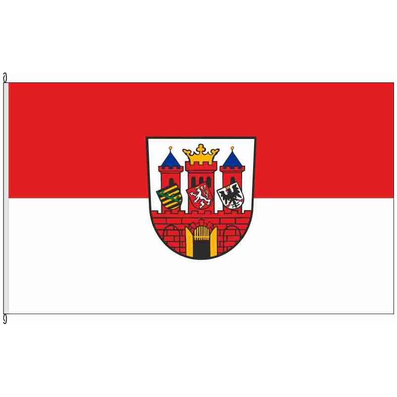 Fahne Flagge SPN-Guben