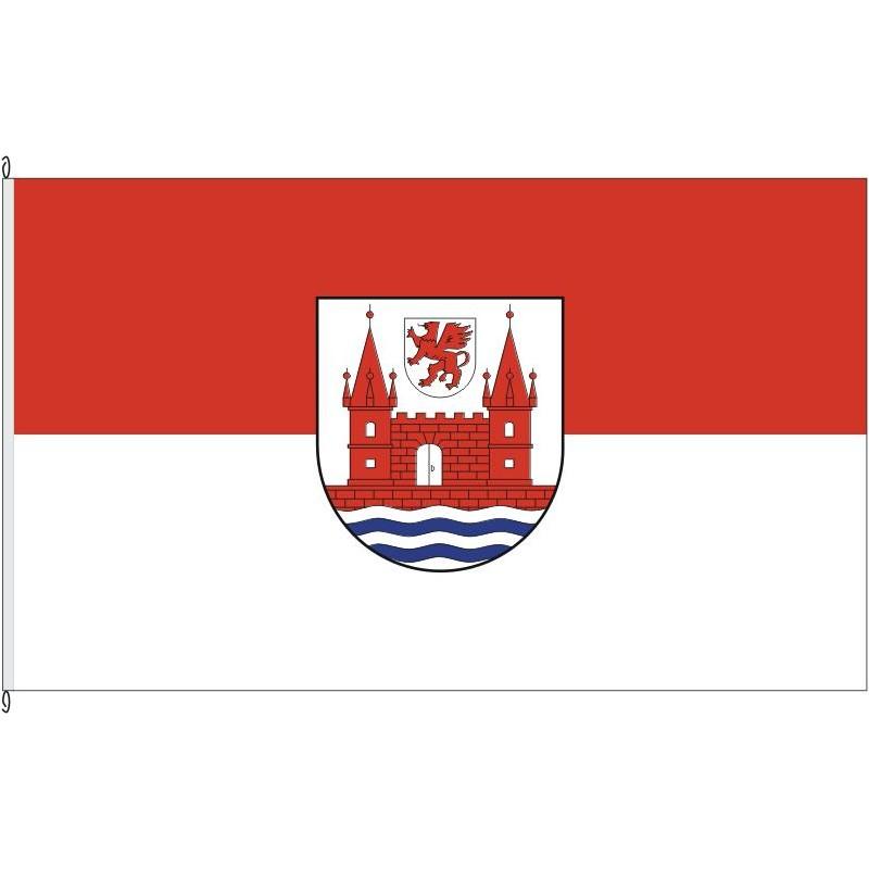 Fahne Flagge UM-Schwedt/Oder