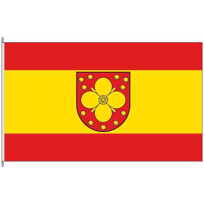 Fahne Flagge UM-Uckerland