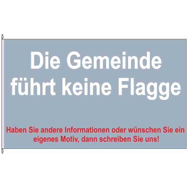 Fahne Flagge MÜR-Bollewick