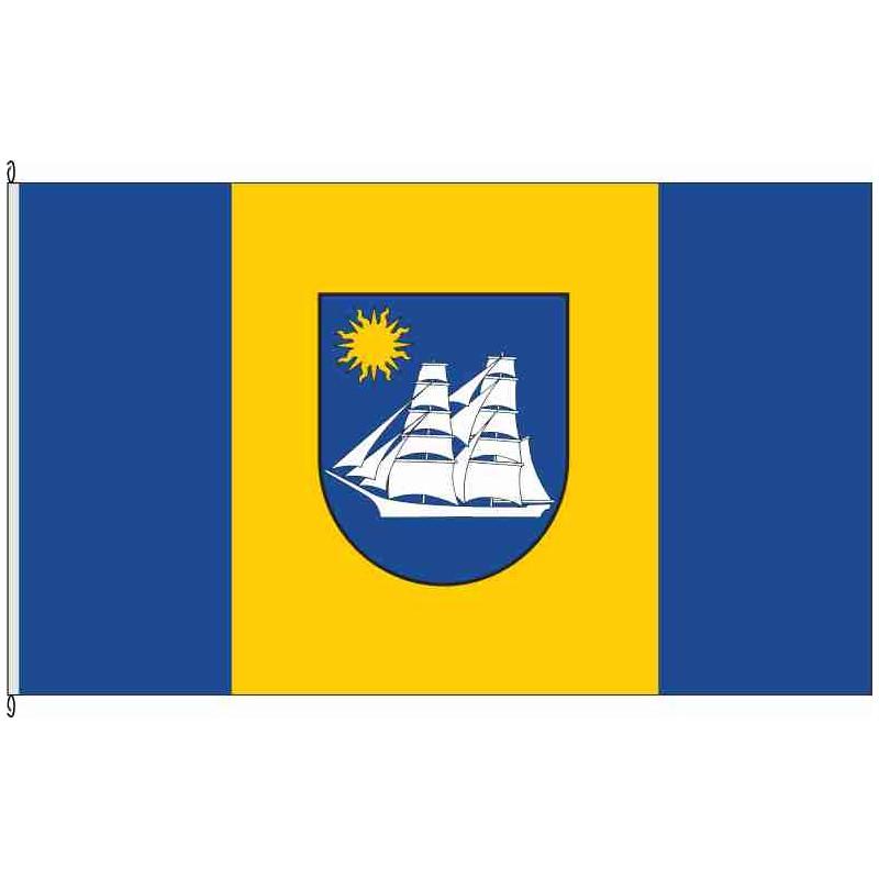 Fahne Flagge NVP-Wustrow *