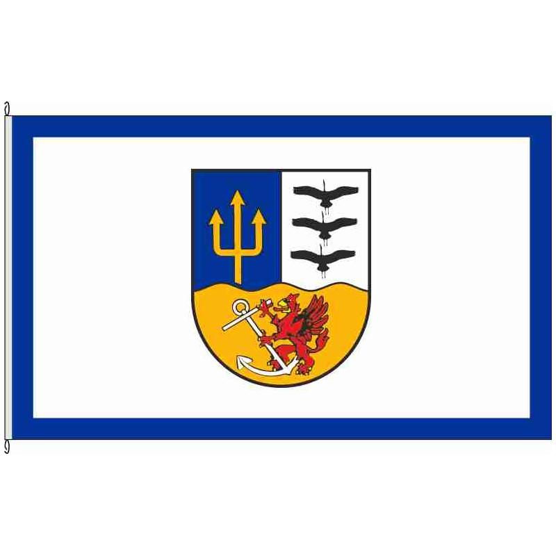 Fahne Flagge NVP-Zingst