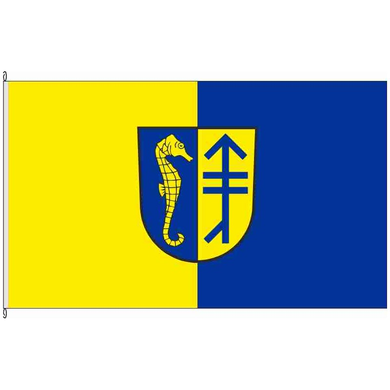 30 x 45cm Flagge und Fahne K/önigsbanner Autoflagge Insel Hiddensee