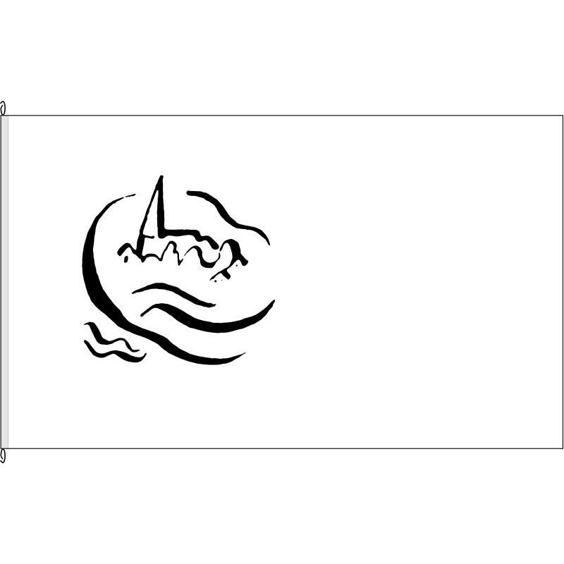 Fahne Flagge RÜG-Poseritz *