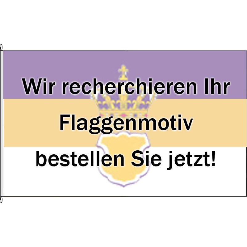 Fahne Flagge BZ-Kirschau