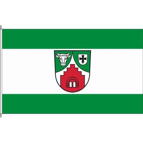 Fahne Flagge SAW-Kuhfelde