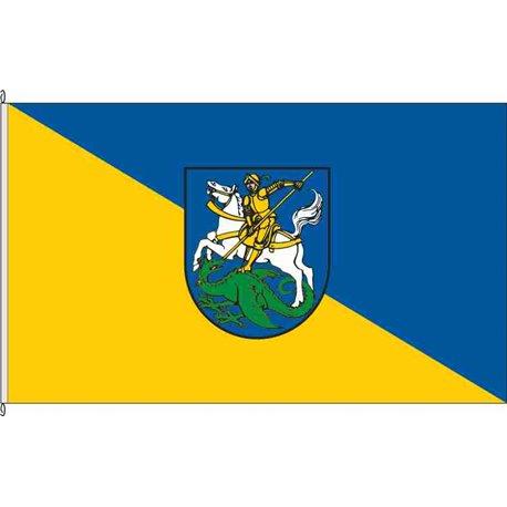 Fahne Flagge BLK-Nebra (Unstrut)