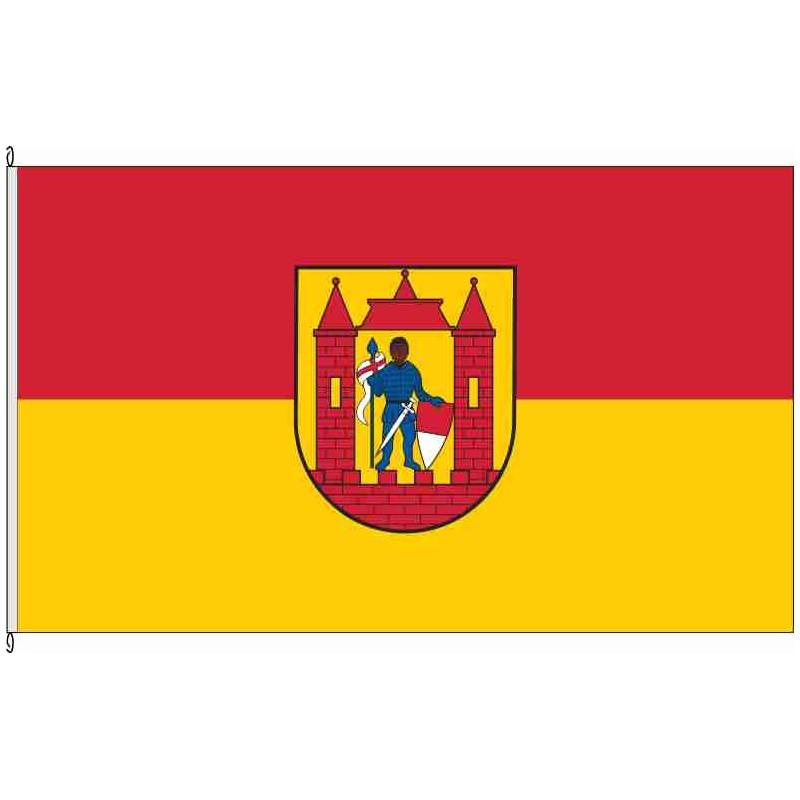 Fahne Flagge SDL-Sandau (Elbe)