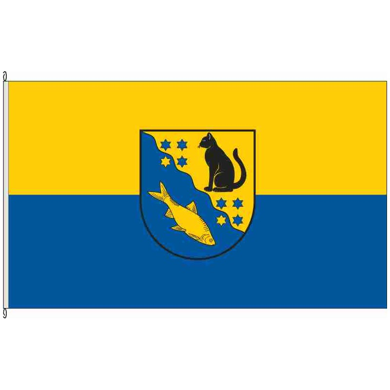 Fahne Flagge SDL-Wust-Fischbeck