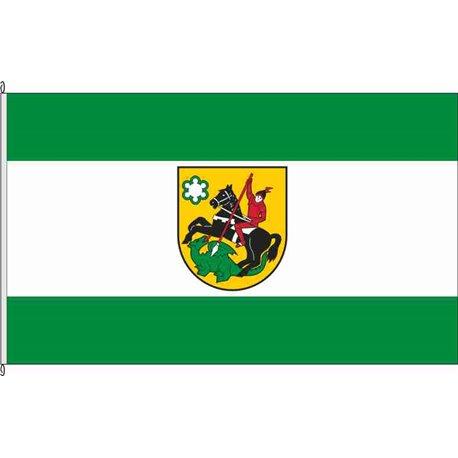 Fahne Flagge GTH-Georgenthal/Thür. Wald