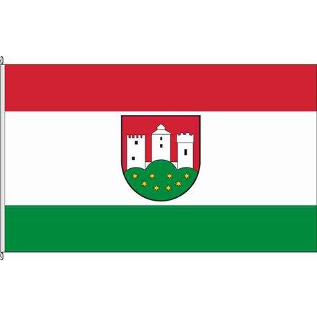 Fahne Flagge GTH-Drei Gleichen