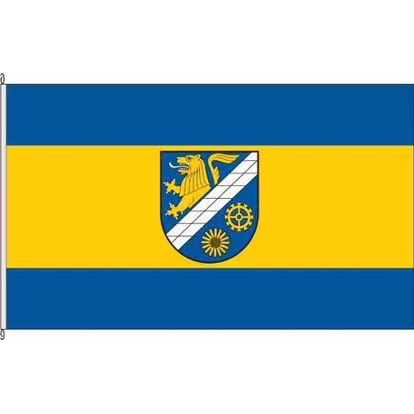 Fahne Flagge SLF-Meuselbach-Schwarzmühle