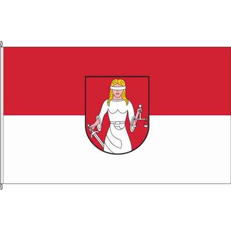 Fahne Flagge SLF-Oberweißbach/Thür. Wald