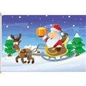 Santa und Reindeer 3